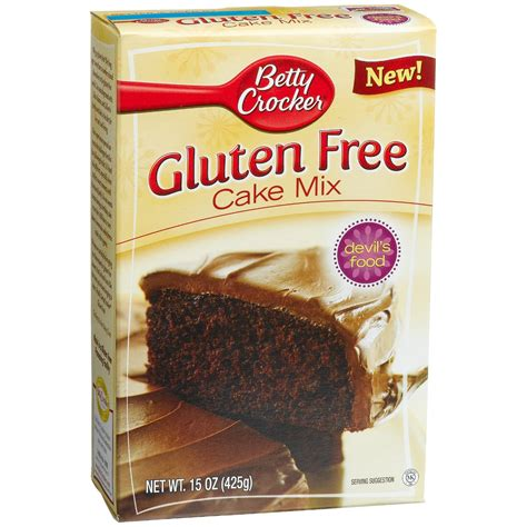 Mixer Cake betty crocker gluten free cake mix recipes