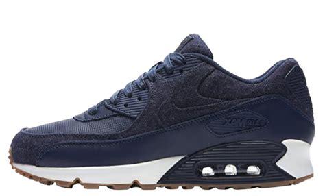 sepatu nike airmax 90 premium blue nike air max 90 premium blue the sole supplier