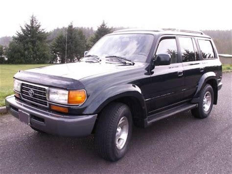 Used Toyota Land Cruiser For Sale By Owner Toyota Land Cruiser 1996 For Sale By Owner In Houston