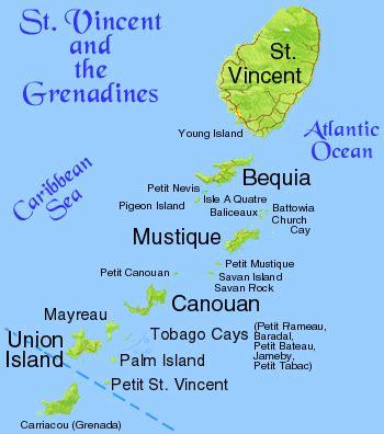 St Vincent Cleveland Detox by St Vincent E Grenadine Il Lato Avventuroso Dei Caraibi
