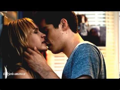 dylan o'brien    kissing scenes    just a kiss youtube