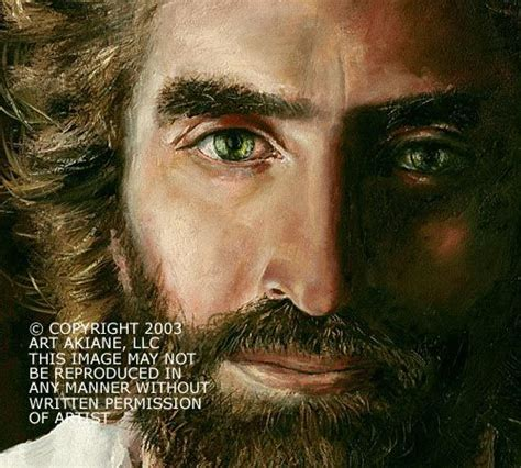 akiane s amazing vision of jesus the eye color