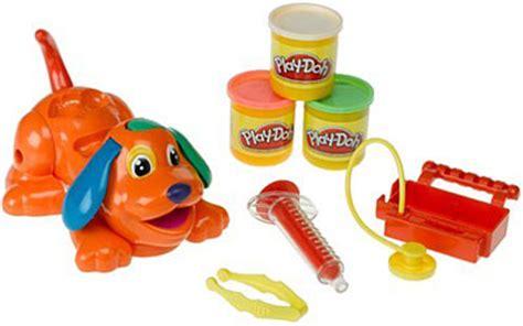play doh puppies playdough doctor