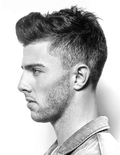 rockabilly rear view of men s haircuts mens cut side view my work pinterest men s cuts