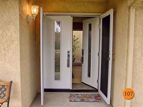 Mid Century Modern Homes Exterior by Therma Tru Entry Doors Fiberglass Todays Entry Doors