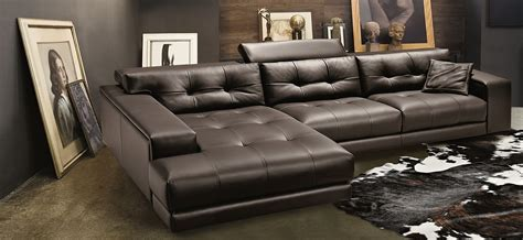 furniture add luxury to your home with grain leather