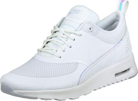 Sepatu Nike Air Max Thea For Mens Premium nike air max thea premium w shoes white silver