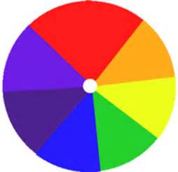 rainbow color wheel can you make a rainbow disappear