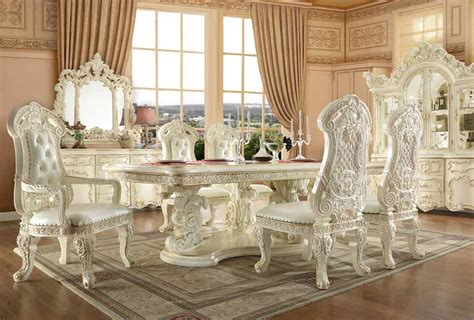 victorian long dining table  victorian furniture