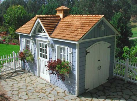 garden shed ideas photos garden sheds summerstyle