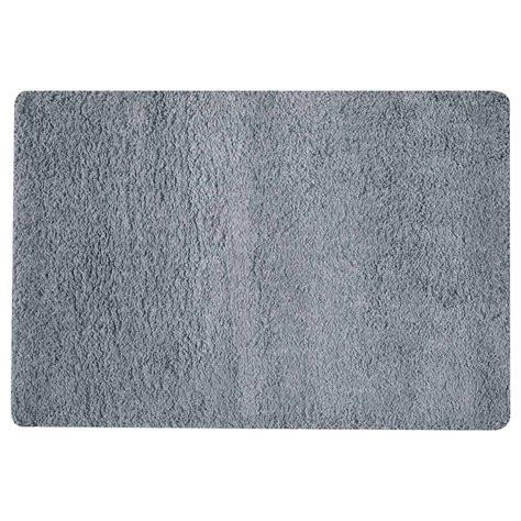 tappeto pelo lungo tappeto grigio a pelo lungo 120 x 180 cm magic maisons