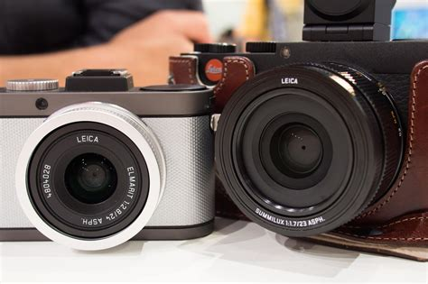 Leica X leica s new x typ 113 sports faster lens better performance digital trends