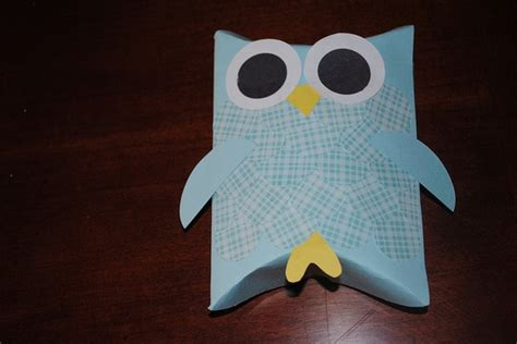 sumo and chandler s spaghetti head blog pillow box owl