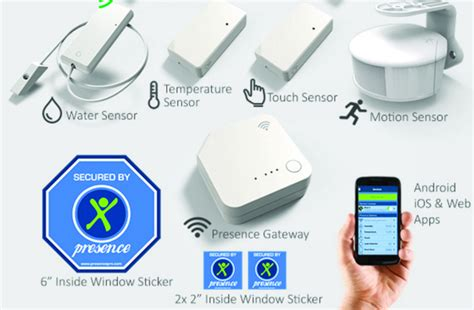 wireless home automation systems xenon smart pir motion