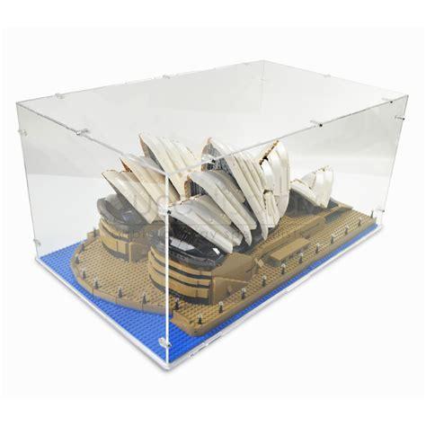 acrylic display for lego 10234 sydney opera house
