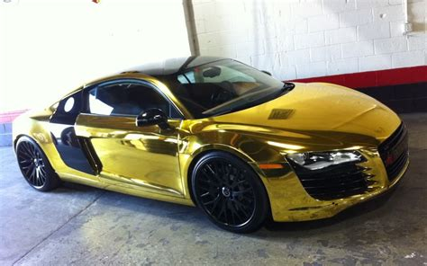 audi r8 gold ymcmb tyga pimps toilet sit with 22 carat gold worth