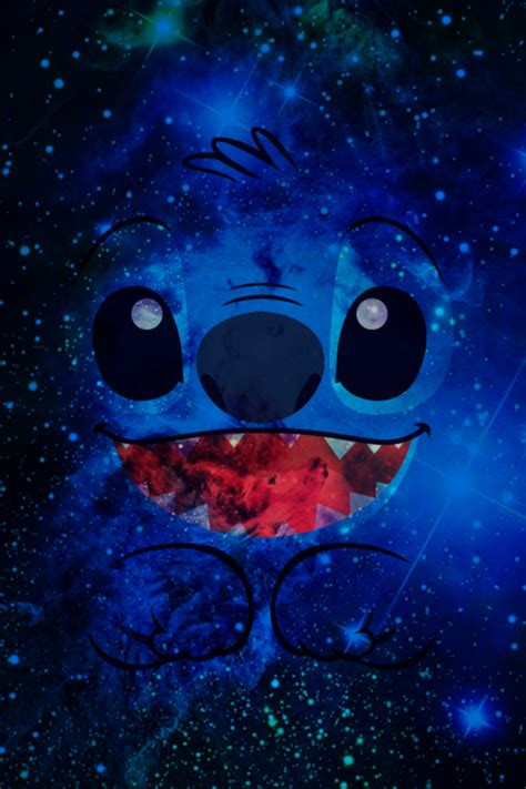 wallpaper stitch resultado de imagen para stitch galaxy stich galaxys
