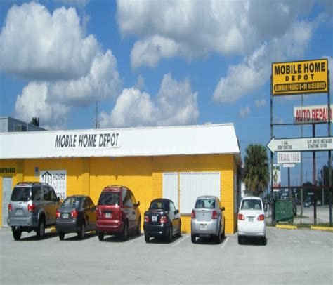 mobile home depot building supplies 2453 n