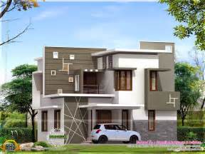 Modern Style Home by Budget Modern House Kerala Home Design And Floor Plans