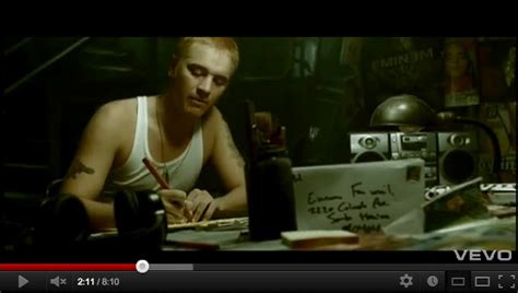 movie with eminem song prince obode a2 media music video analysis eminem stan