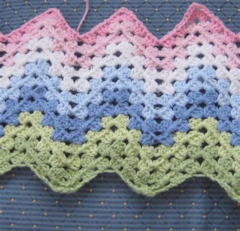 free pattern granny ripple afghan 1000 images about crochet baby granny ripple blankets on