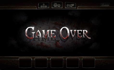 wallpaper game over game over wallpapers wallpaper cave