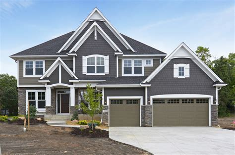 houses with gray siding james hardie 174 introduces six new colors for your home s siding olson replacement