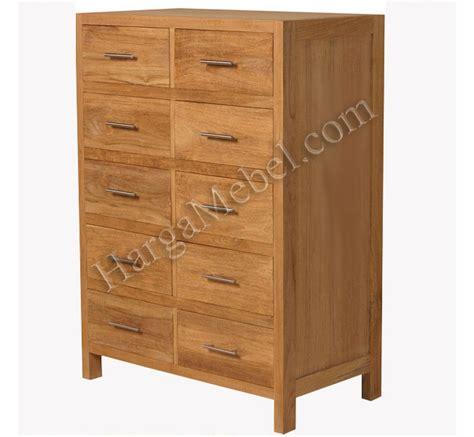 Lemari Laci lemari laci jati minimalis mebel jepara furniture