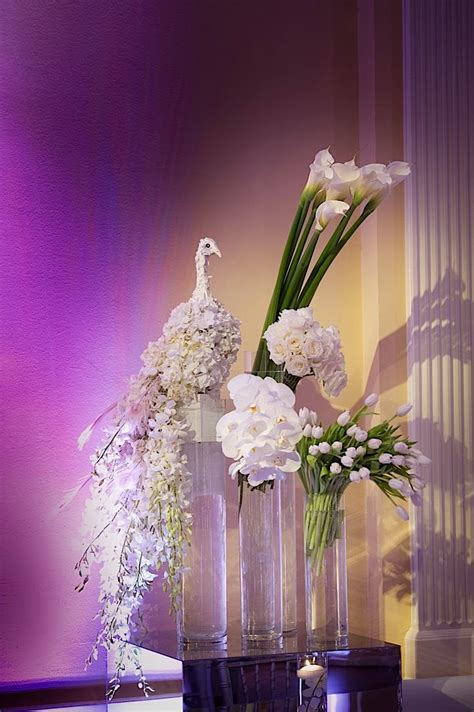 Glass Vases Centerpieces Ideas 17 Best Images About Modern Wedding Centerpieces On Pinterest