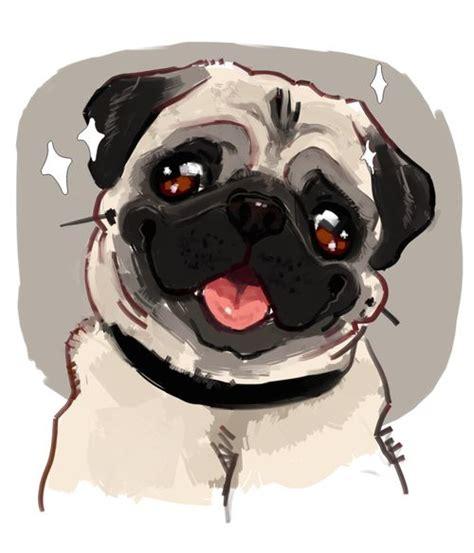 comic pug best 25 pug ideas on pug illustration pugs and pug puppies