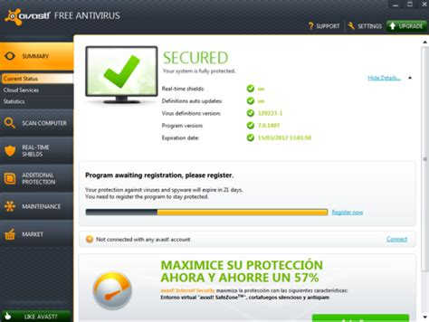 antivirus download free for pc free 2013 full version download avast free antivirus 2013 free 1 year license