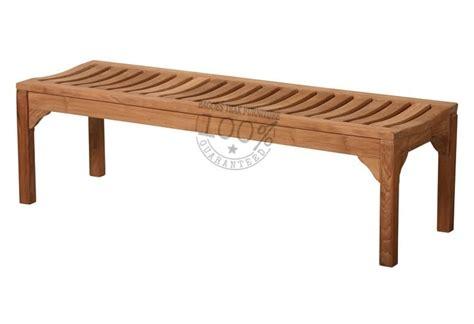 backless teak bench best outdoor teak benches teak garden benches patio teak
