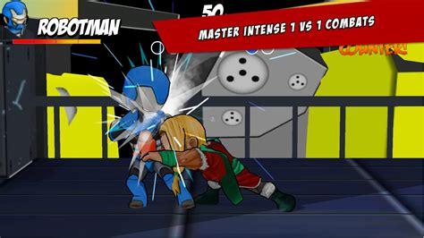 fighter apk superheros free fighting apk v3 3 3 mod money for android apklevel