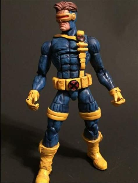 Costum Cyclops 2 cyclops marvel legends custom figure custom figures by others and a few by