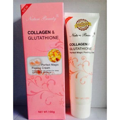 Gluta Collagen magic peeling gel collagen gluta shopee philippines