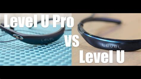 Samsung U Level Pro Samsung Level U Vs Level U Pro Comparativa En Espa 241 Ol Caja Vacia
