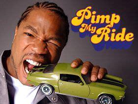 Schwarzenegger Lets Mtv Pimp His Ride by Pimp My Ride Tv Series Mtv