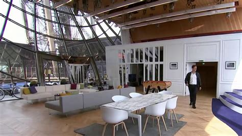 visit the luxury apartment inside the eiffel tower nbc news
