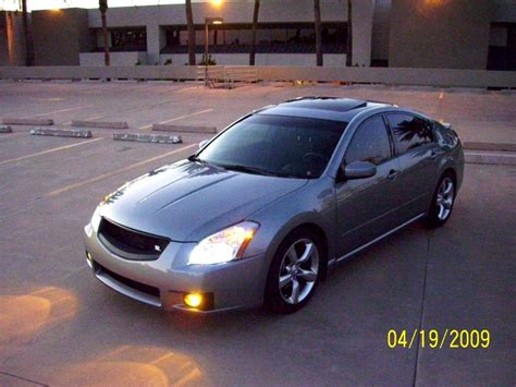 custom nissan maxima 2008 2leet4u 2008 nissan maxima specs photos modification