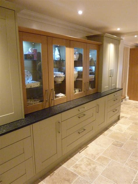 Dresser Units by Broadoak And Painted Dresser Unit And