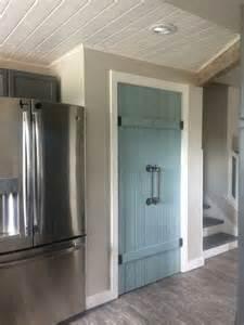 Closet Light Turns On When Door Opens Pantry Doors Sloan Duck Egg Blue Paint Paint Colors The Doors And