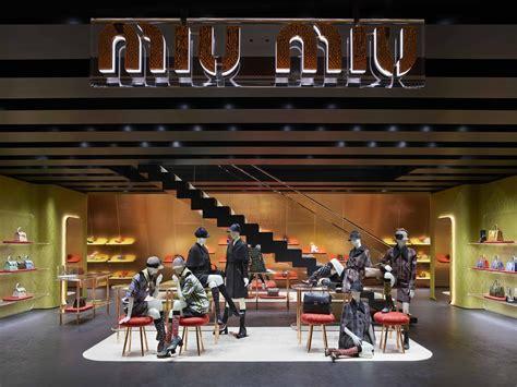 Herzog Shop by Miu Miu Aoyama Store Herzog De Meuron Archdaily