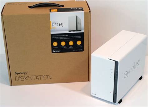 nas review synology diskstation ds216j 2 bay nas review