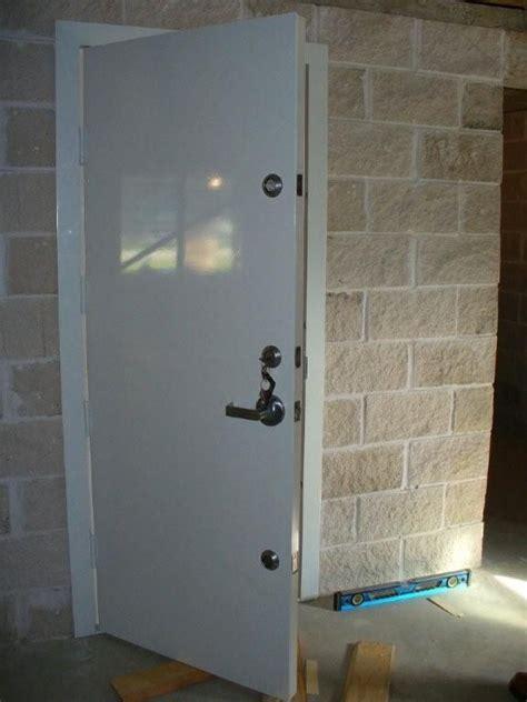 safe room door basement ideas pinterest