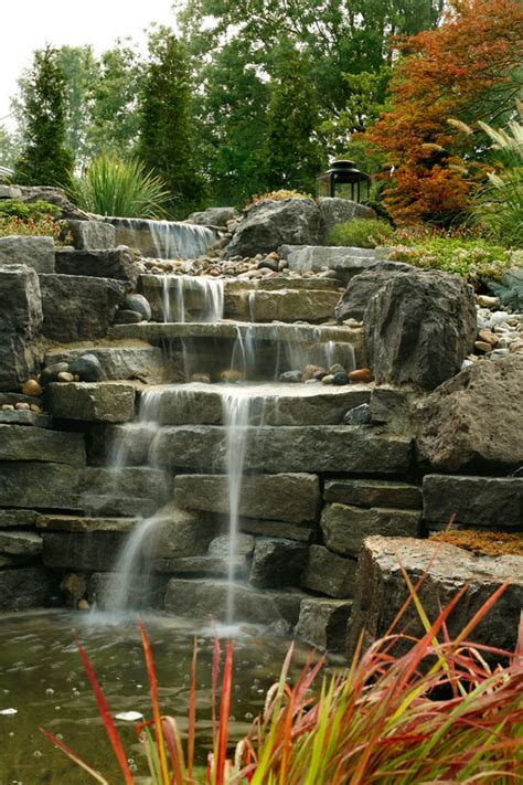8 Water Gardens by Ponds And Water Gardens Gallery Allison Landscaping