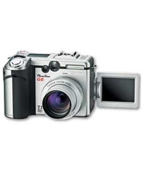canon powershot g8 digital camera review, compare prices