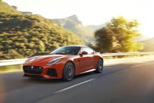 Jaguar F Types Official 2017 Jaguar F Type Svr Gtspirit