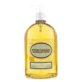 L Occitane Almond Shower Refill 500ml Cp 540 best pris p 229 dusjkrem sammenlign priser hos prisjakt