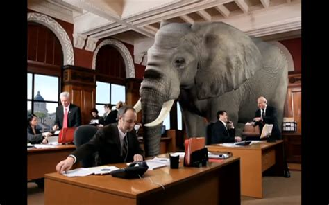 what does the elephant in the room the elephant in the investing room curve advisor