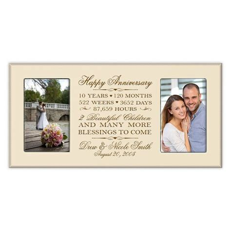 10th Wedding Anniversary Gifts by 10th Anniversary Gifts Anniversary Gifts And Tenth